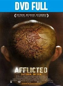 Afflicted DVD Full Español Latino 2013