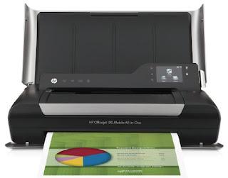 HP Officejet 150 Mobile Portable Printer
