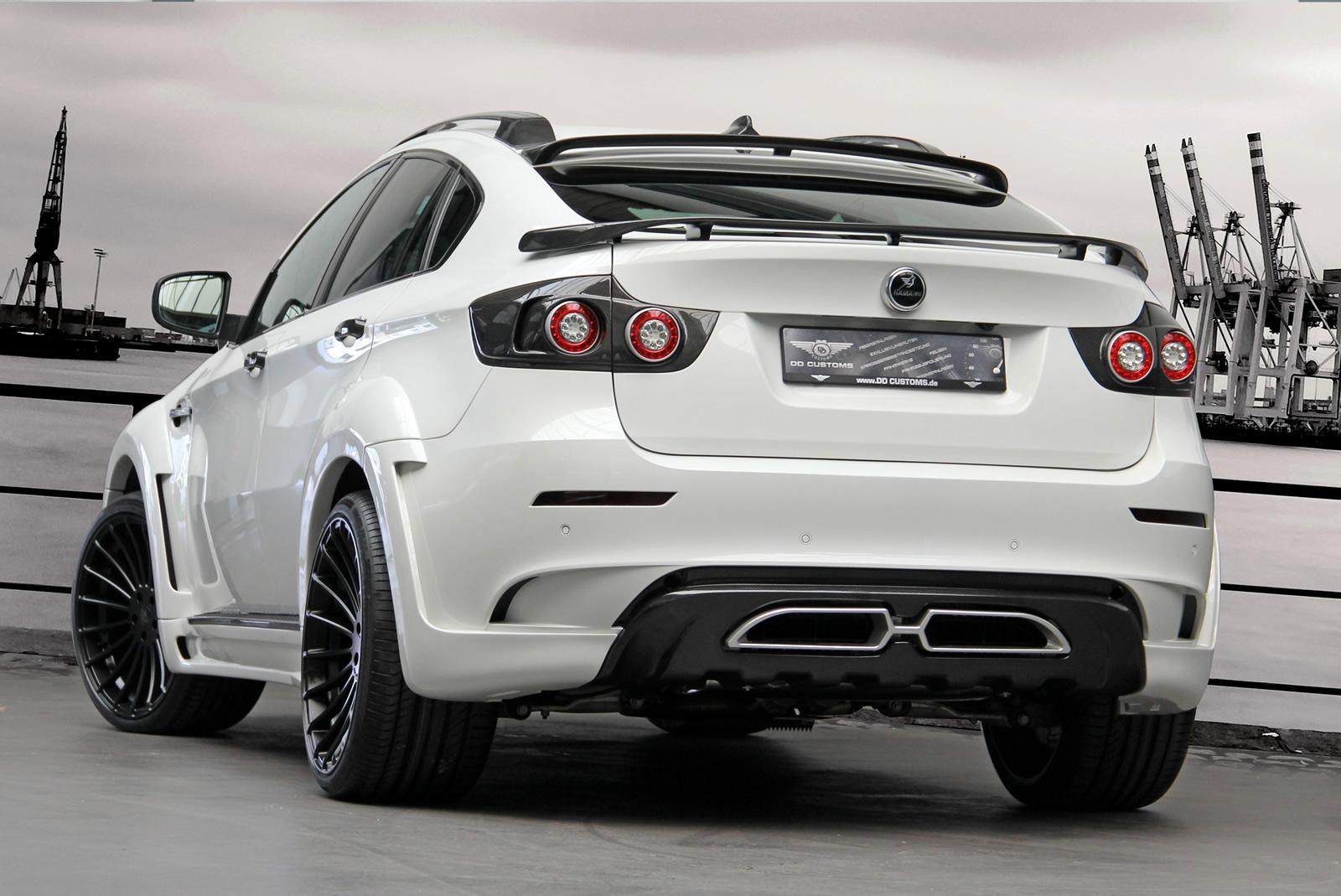 oh no look what they dd to a bmw x6m carscoops. Black Bedroom Furniture Sets. Home Design Ideas