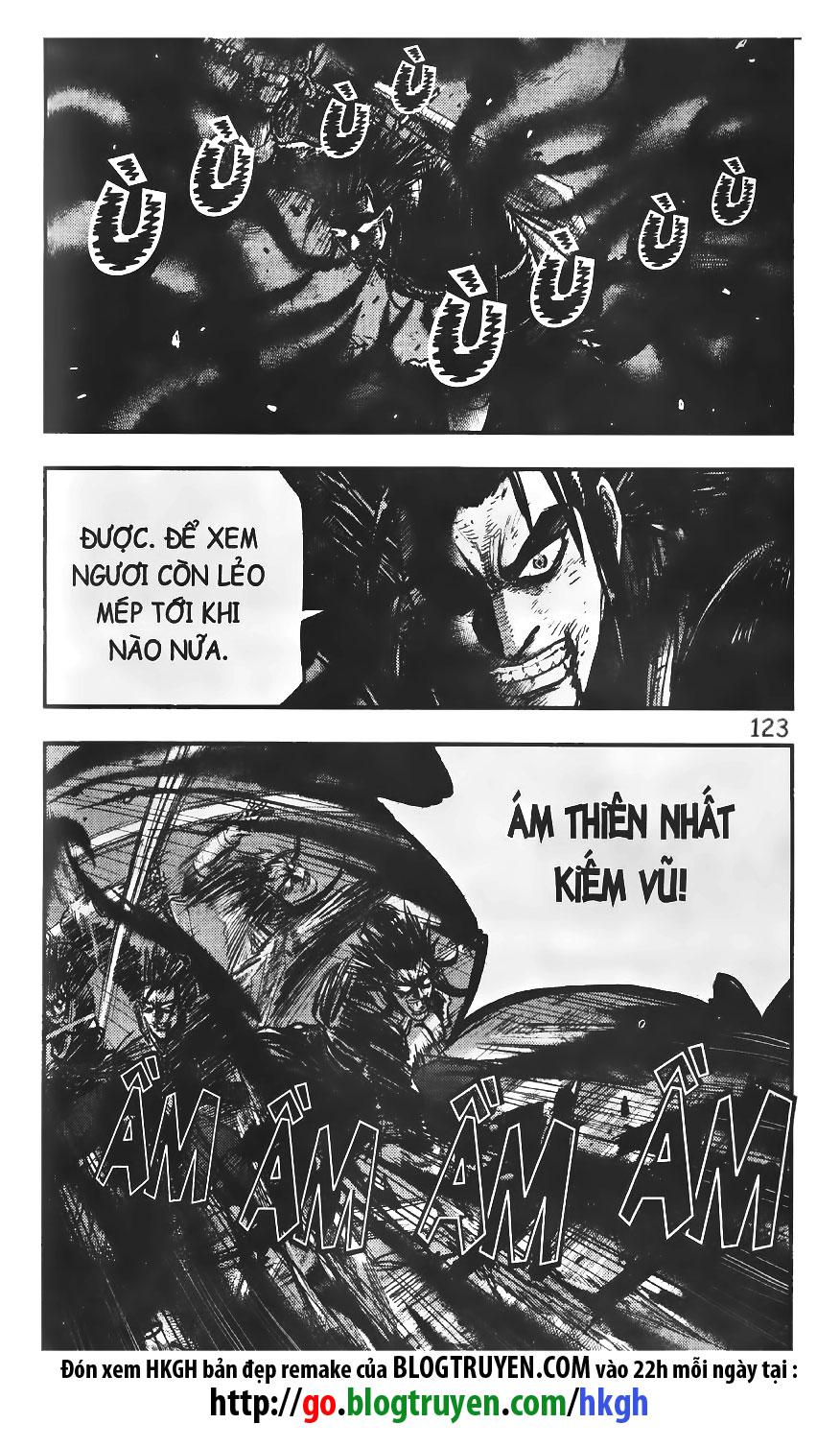 Hiệp Khách Giang Hồ chap 394 page 3 - IZTruyenTranh.com