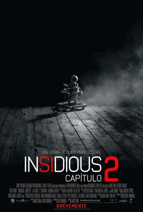 Insidious Chapter 2 [Insidious: Capítulo 2]