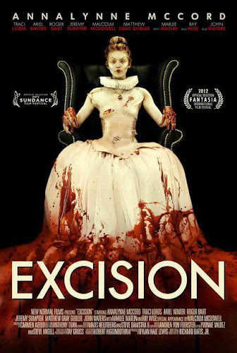 Cắt Xẻo - Excision (2012) Poster