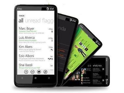 Harga HTC Eternity