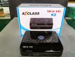 NOVA ATT DÔNGLE AZ-CLASS SKY HD K2 28.07.2014