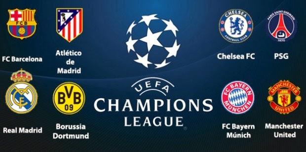 Cuartos de final de la Champions League 2014. – Rectángulo Verde