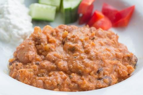 Tomato and Ricotta Peanut Butter Sauce