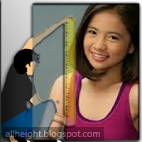 Ella Cruz Height - How Tall