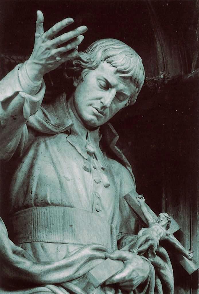 São Luis Maria Grignon de Montfort, APÓSTOLO DA CONSAGRAÇÃO TOTAL A VIRGEM MARIA.