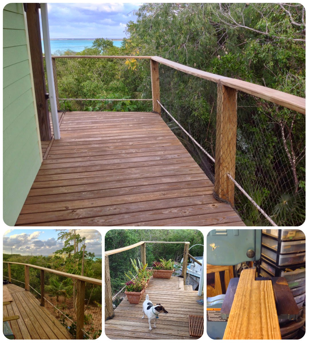 How to install a deck railing - Diy Deck Railing