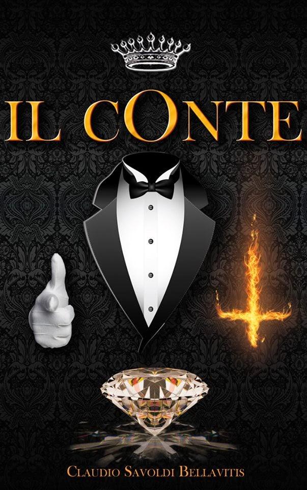 """CLAUDIO KLAUS SAVOLDI BELLAVITIS SCRIVE UN LIBRO DI MALA NOBILTA': """"Il CONTE"""""""