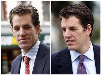 Winklevoss twins, Tyler Winklevoss, Current news of New York, Cameron and Tyler Winklevoss, Jerome Falk Jr.,World , world news, world business news