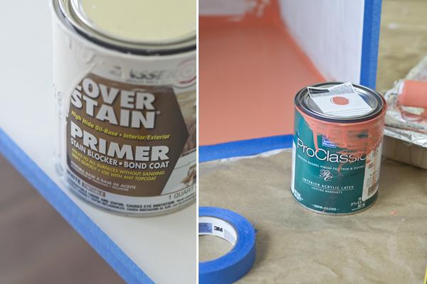 painting office organization