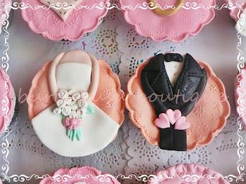 nişan-düğün cupcake