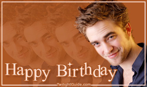 happy birthday robert pattinson