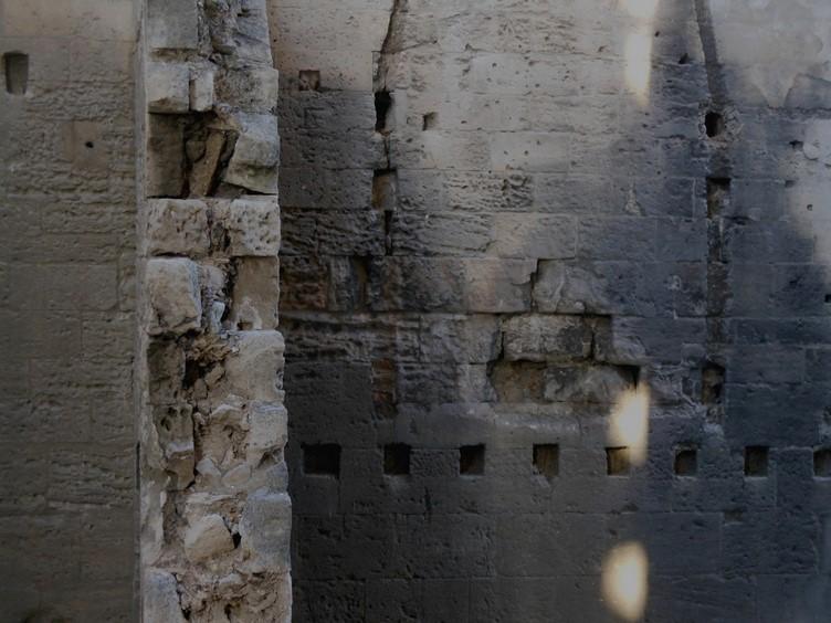 1 Vue extérieur Abbaye de MontMajour