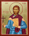 Saint Alban, Protomartyr of England, Pray for Us