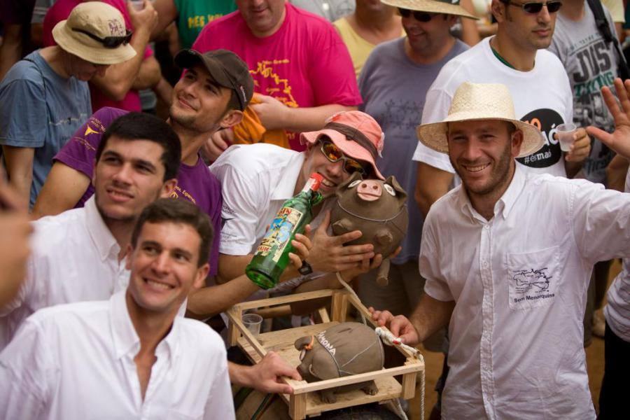 FOTOGRAFÍA DE S'ULTIMA HORA MENORCA PER SES FESTES DE GRÀCIA 2011