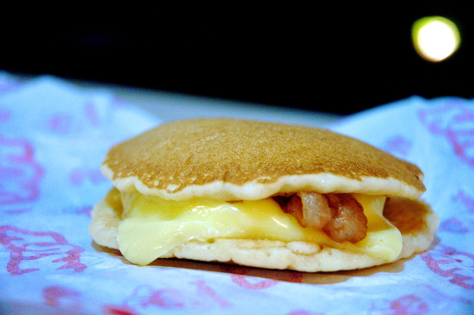 One Cool Concept And A Complete Breakfast Package Jollibees New Pancake Sandwich