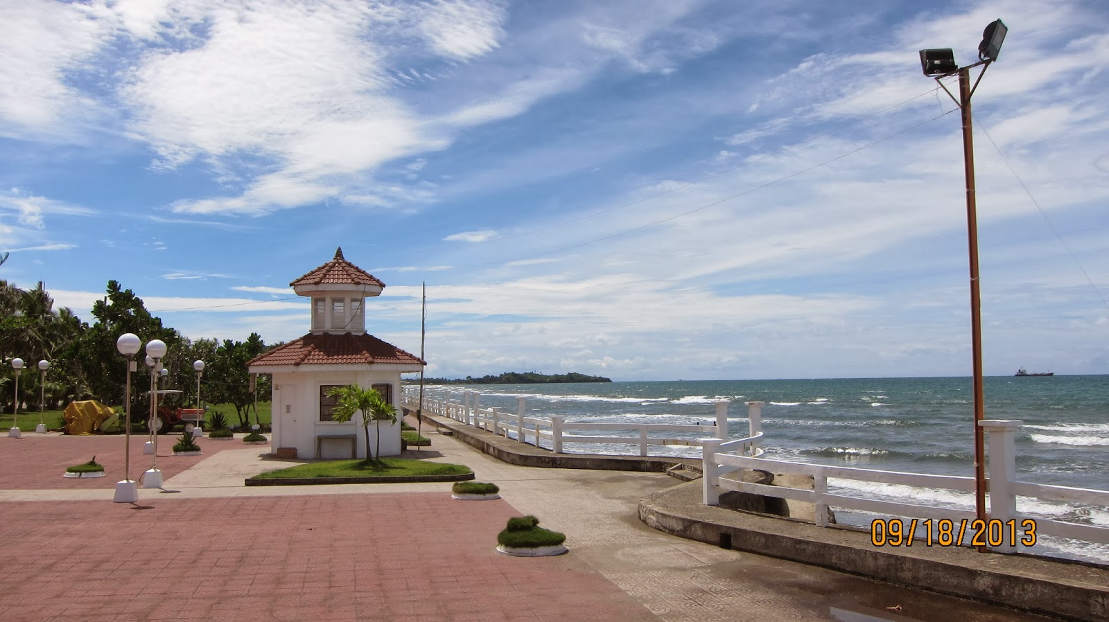 The Solitary Dolphin: A Visit to Roxas City, the Countrys