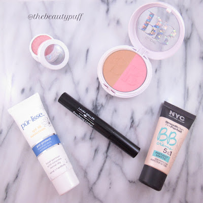 easy makeup - the beauty puff