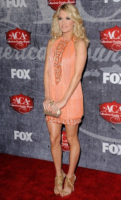 Carrie Underwood American Country Awards 2012