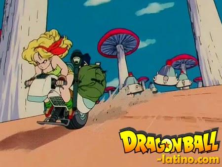 Dragon Ball Z capitulo 11