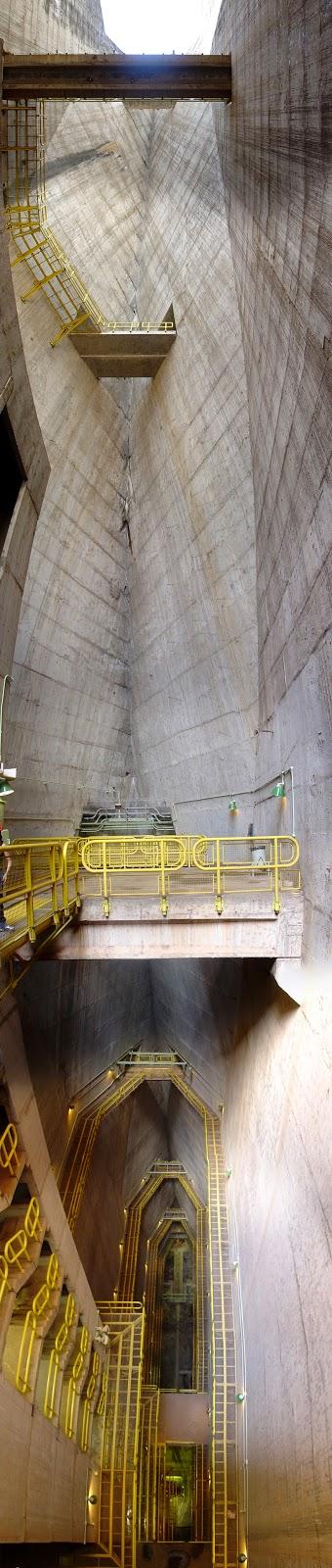 A segunda maior barragem do mundo