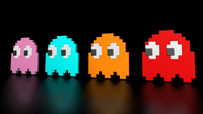 Wallpaper Pacman