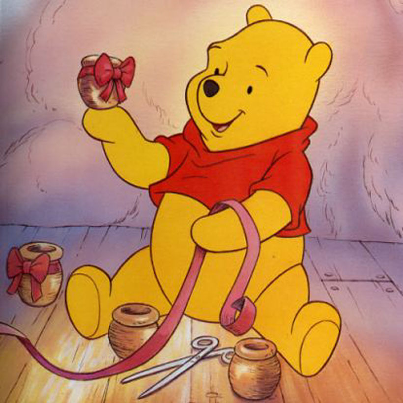Pooh bear photo 3