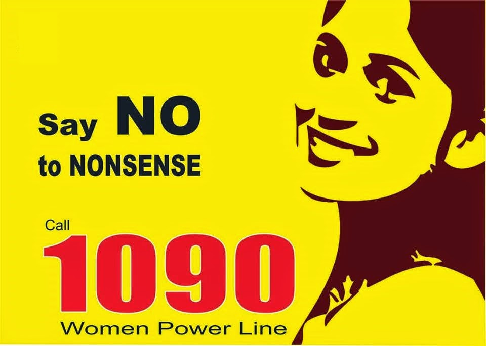 Women Power Line 1090