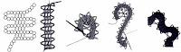 Free Bobbin Lace Patterns - lynxlace