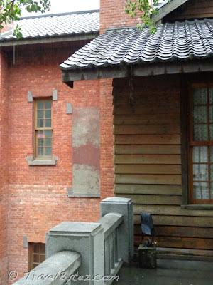 Rainy day in Xinbeitou