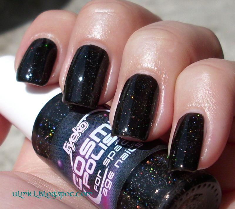 Did someone say nail polish?: Eyeko - Cosmic Polish