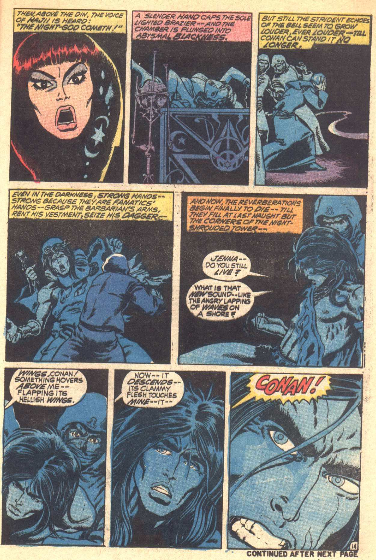 Conan the Barbarian (1970) Issue #6 #18 - English 15