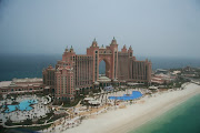 The Atlantean theme is ever present with hieroglyphics, artefacts and bold . (atlantis dubai uae main )