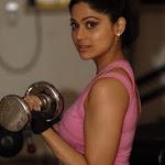 Shamita Shetty at Gym Spicy Photos