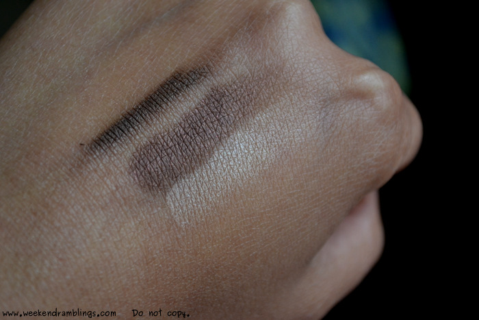 Chanel Summer Makeup 2012 Sable Emouvant Eyeshadow Duo Ombres Contraste Beauty Blog Reviews Swatches Ingredients FOTD Looks