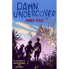 image: DAWN UNDERCOVER mystery book review