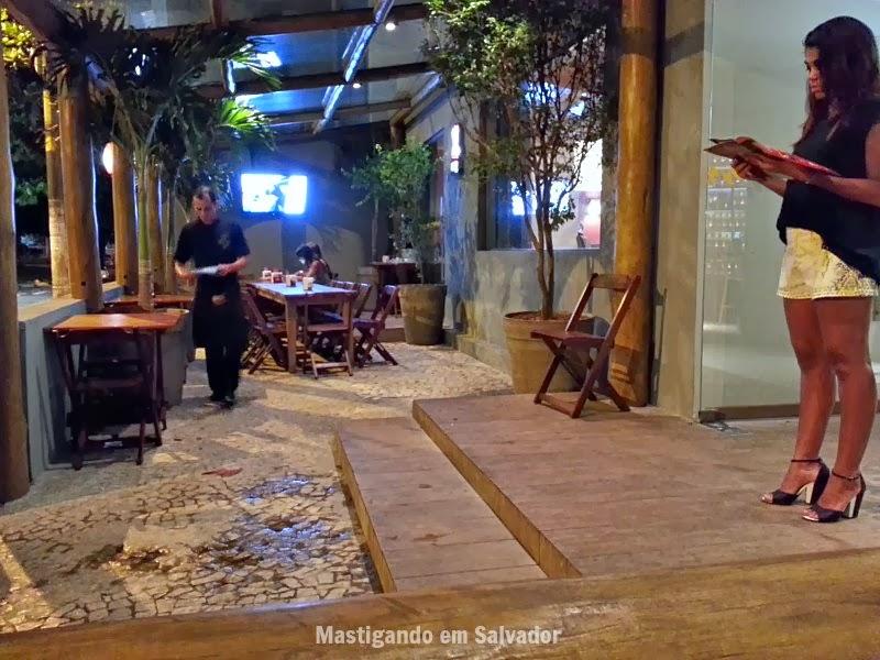 SP20 Resto Lounge: Ambiente externo