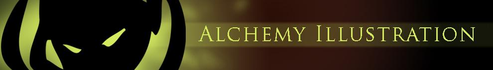 Alchemy Illustration