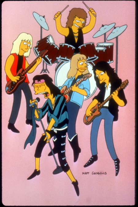 En los Simpsons