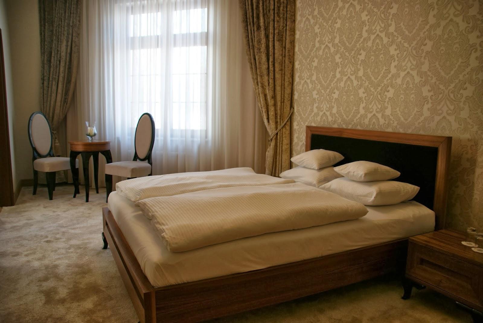 Apartament Królewski Pałac Myślęta