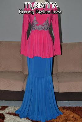 macam macam lagi mari kita lihat himpunan fesyen fesyen peplum 2013
