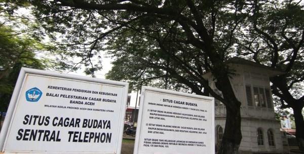 Jejak Telepon Militer Pertama Hindia Belanda