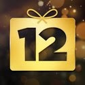 12 Days Of Gifts App iTunes App Icon Logo By iTunes - FreeApps.ws