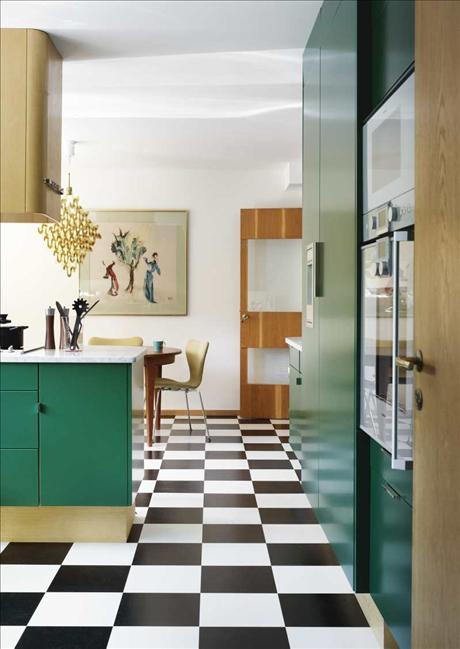 Gront Kok Ikea : El tono pastel da un aire alegre y espacioso a la Cocina