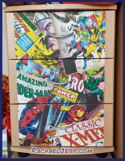 Marvel Themed Bedroom Furniture