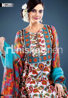 Nishat Linen 2012 Collection