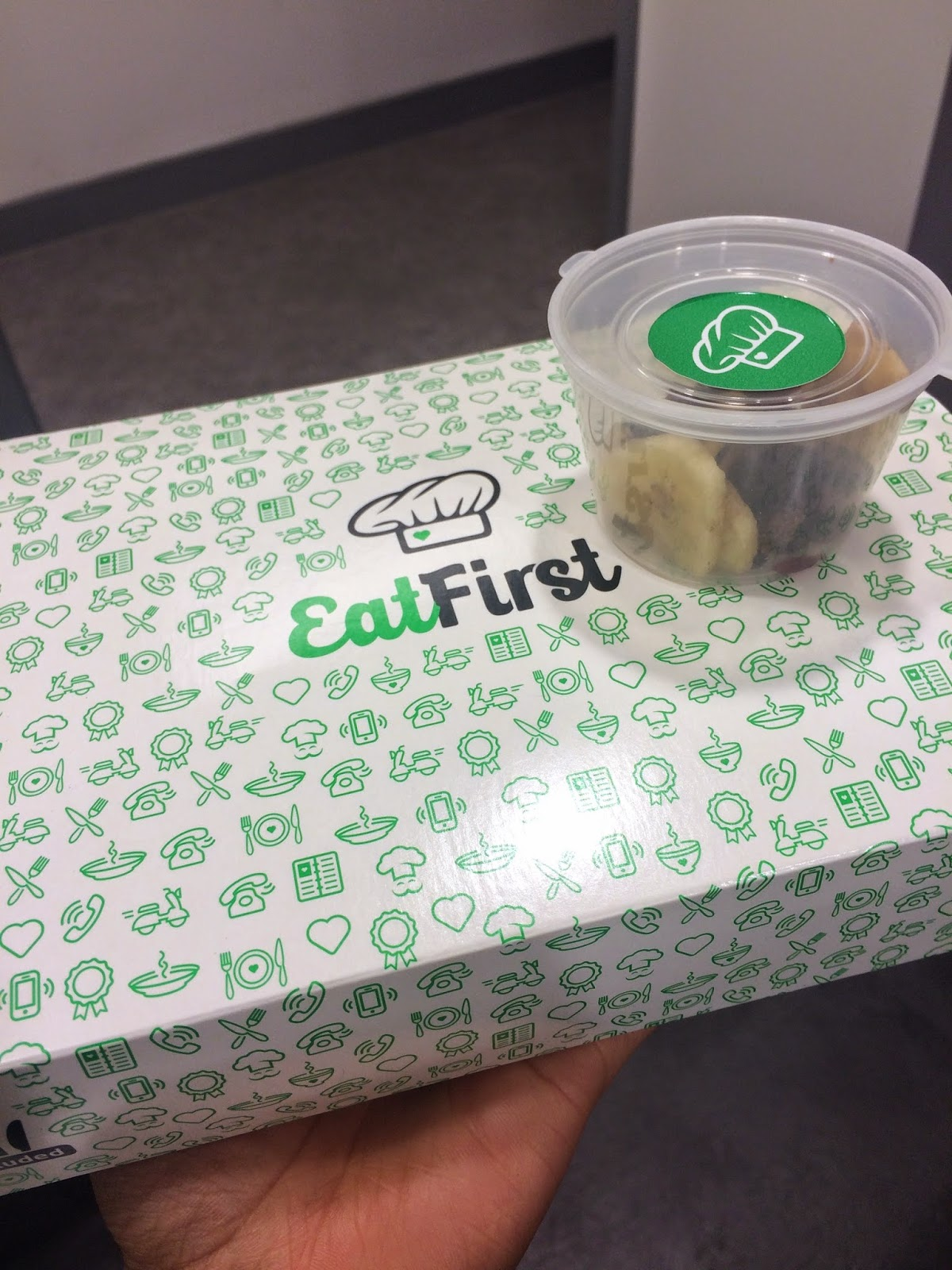 Eat First delivery