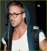 AS SEEN ON: Barton Perreira on Ryan Gosling and Brad Pitt ryan gosling late night lax arrival